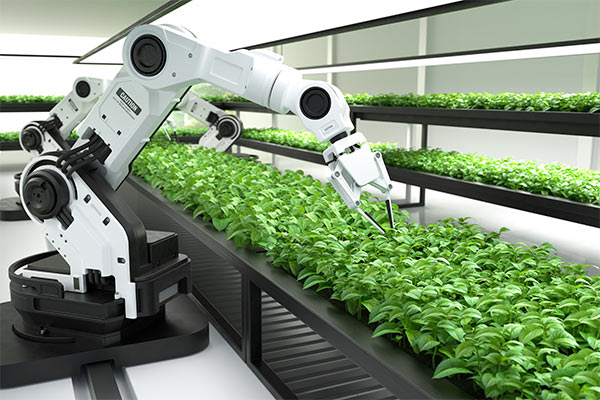 history of artificial intelligence in agriculture