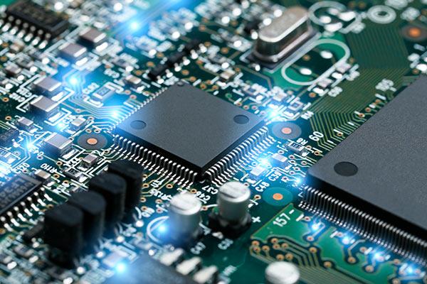 microchips de una inteligencia artificial